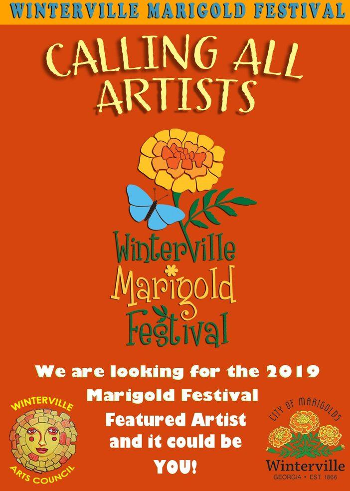 2019 Winterville Marigold Festival